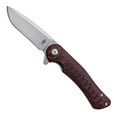 Kizer Dukes, Vanguard Red and Black G10, Ki-V3466A2