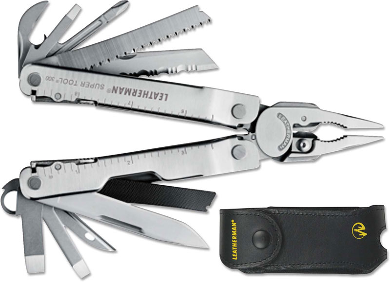 Leatherman Super Tool 300 Leather Le 831102