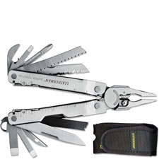 Leatherman Tools Leatherman Super Tool 300, Nylon, LE-831180