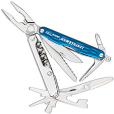 Leatherman Juice CS4 Tool, Columbia Blue, LE-831921