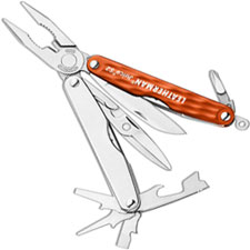 Leatherman Juice S2 Tool, Cinnabar Orange, LE-831925