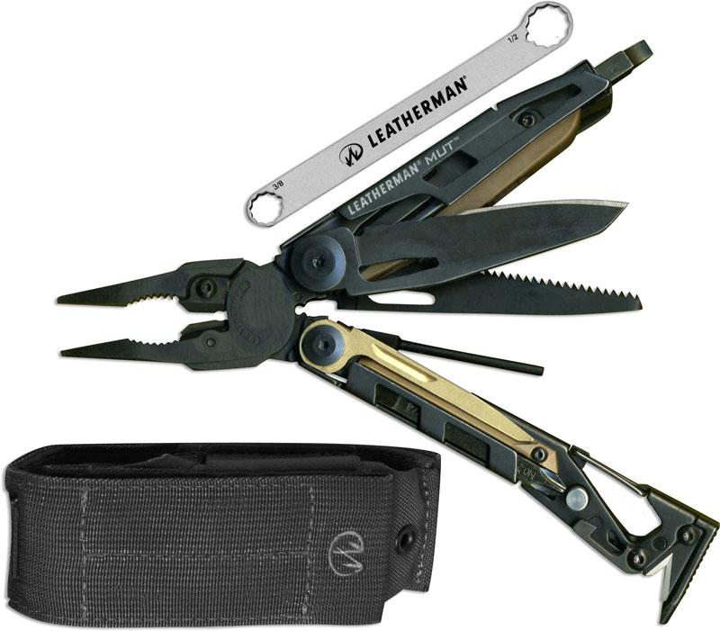 Leatherman Mut Utility Tool Black Le 850122