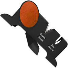 Outdoor Edge Sharp X Knife Sharpener, OE-SX100