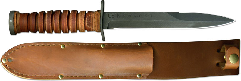 Ontario Knives Ontario M3 Trench Knife Qn 8155