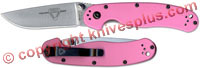 Ontario RAT II Folder, Pink, QN-8862