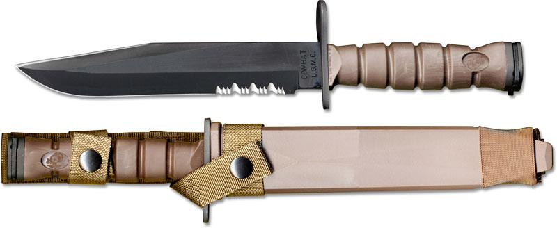 Ontario Knives Ontario Marine Bayonet Knife Qn Okc3s