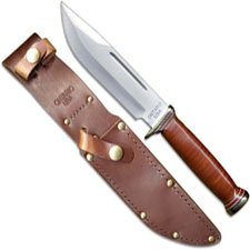 Ontario Knives Ontario Army Quartermaster Knife, QN-P3