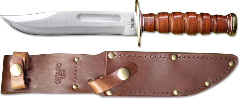 Ontario Knives Ontario Usmc Combat Knife Qn P4