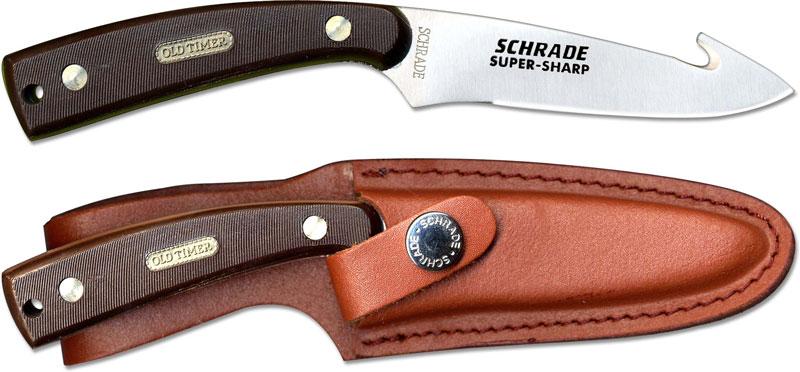 Old Timer Knives Guthook Skinner Old Timer Knife Sc 158ot