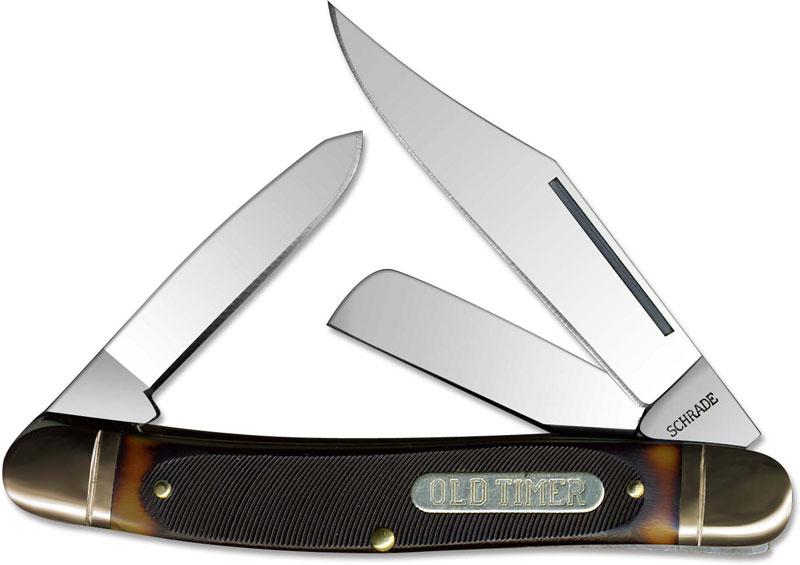 Old Timer Knives Lumberjack Stockman Old Timer Knife Sc