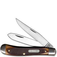 Old Timer Knives Gunstock Trapper Old Timer Knife, SC-94OT