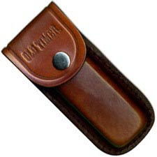 Schrade Knives Schrade Leather Sheath Only, Fits LB7, SC-LS2