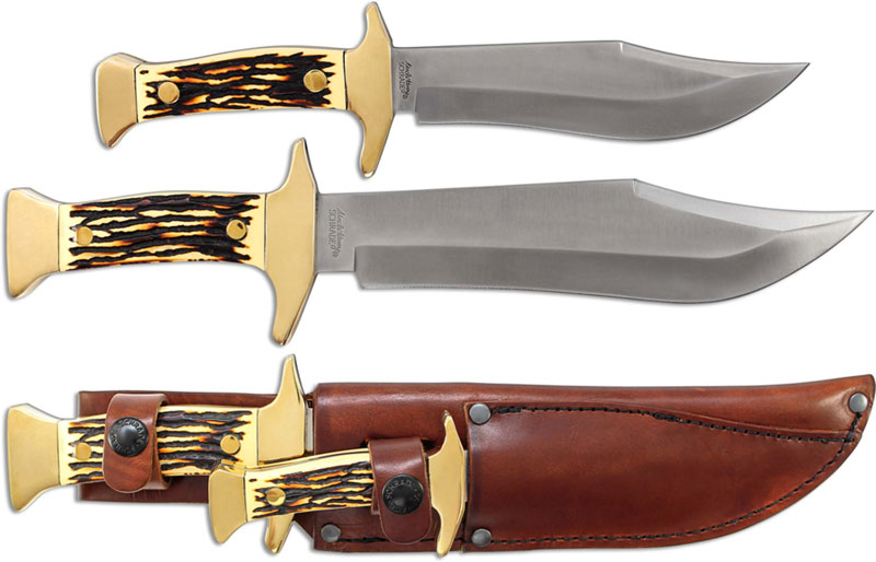 Uncle Henry Bowie Knife Combo Sc Uhcom3cp