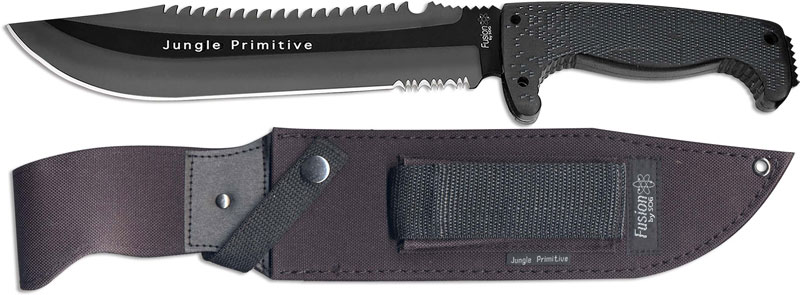 Sog Knives Sog Fusion Jungle Primitive Knife Sg F03t