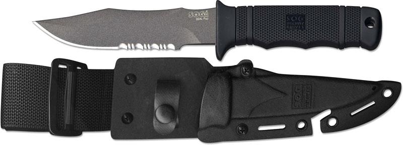 Sog Knives Sog Seal Pup Knife Kydex Sheath Sg M37k