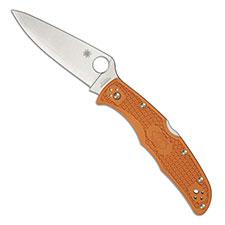 Spyderco Endura 4 Lightweight Knife, Sprint Run HAP40, SP-C10FPBORE