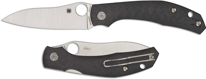 Spyderco Kapara C241cfp Knife Alistair Phillips Gents Edc