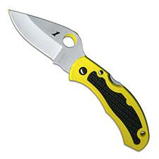 Spyderco Snap-It Salt Knife, SP-C26PYL
