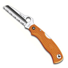 Spyderco Rescue 79mm, Orange, SP-C45SOR