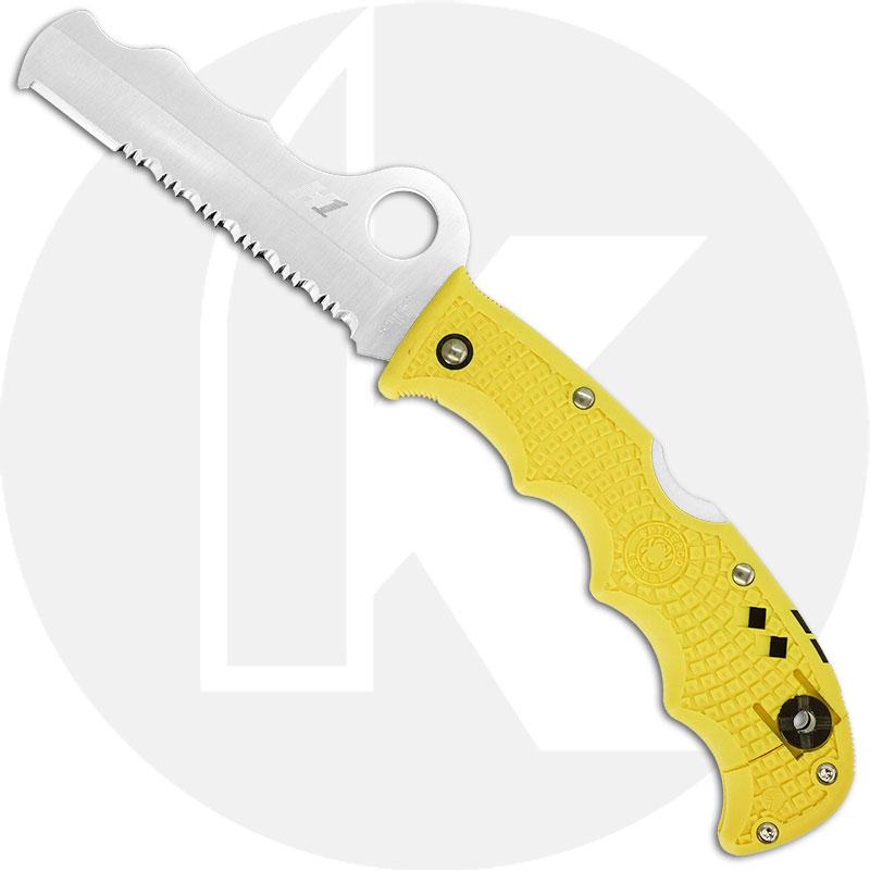 Spyderco Assist Salt Knife, SP-C79PSYL