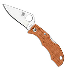 Spyderco Ladybug 3 Knife, Sprint Run HAP40, SP-LBORP3E