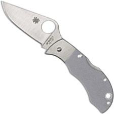 Spyderco ManBug G10 Knife, SP-MGGYP