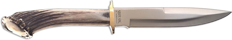 Silver Stag Knives Silver Stag Pacific Bowie Ss Pb80