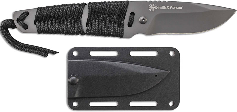 Smith And Wesson 910 Knife Drop Point Sw 910