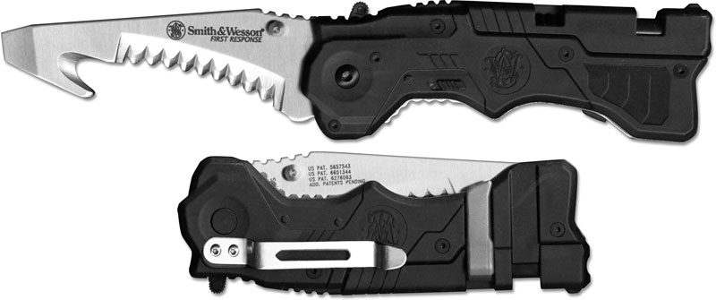 Smith And Wesson Knives S Amp W First Response Knife Sw 911n
