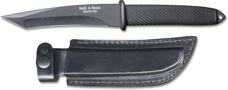 S Amp W Hrt Tanto Boot Knife Sw Hrt7t
