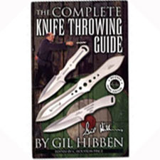 Gil Hibben Knife Throwing Guide, UC-882