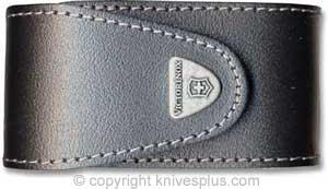 Victorinox Swisschamp Xlt Belt Pouch Leather Vn 33240