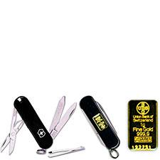 Victorinox Knives Victorinox Classic Knife, Gold Ingot, VN-53013