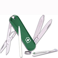 Victorinox Classic SD, Hunter Green, VN-53024
