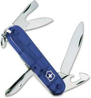 Victorinox Tinker, Translucent Sapphire, VN-53112