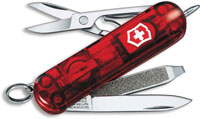 Victorinox Signature Lite, Ruby, VN-53187