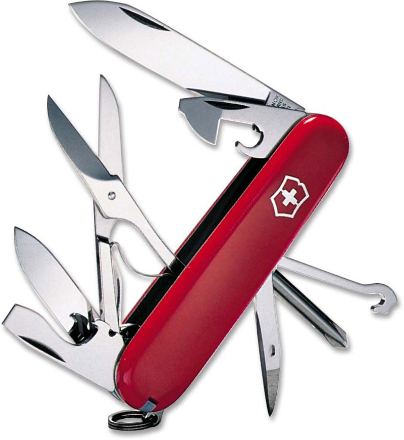 Victorinox Super Tinker Red Vn 53341