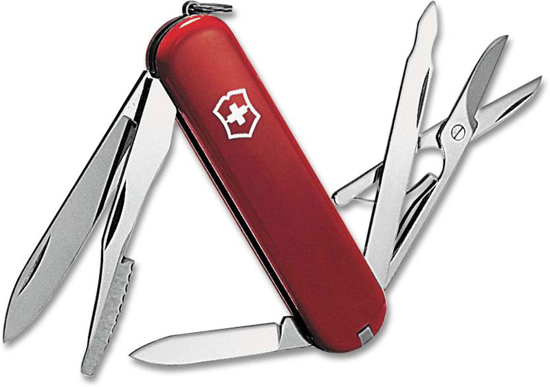 Victorinox Executive, Red, VN-53401