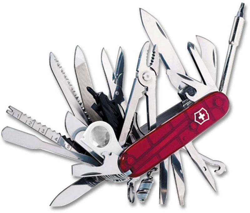 Victorinox Swisschamp Xlt Red Vn 53504