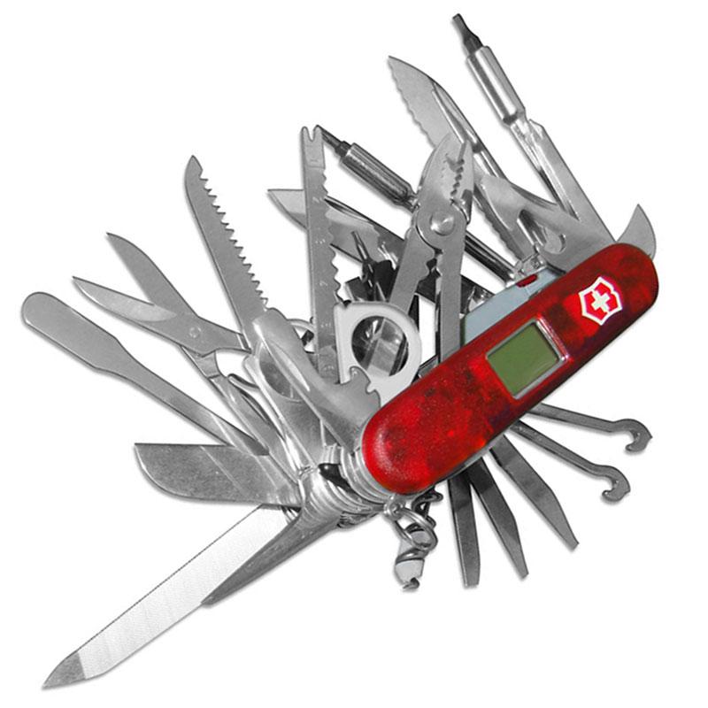Victorinox Knives Victorinox Swisschamp Xavt Knife Vn 53509