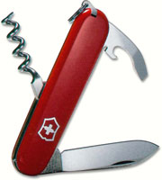 Victorinox Waiter, Red, VN-53891