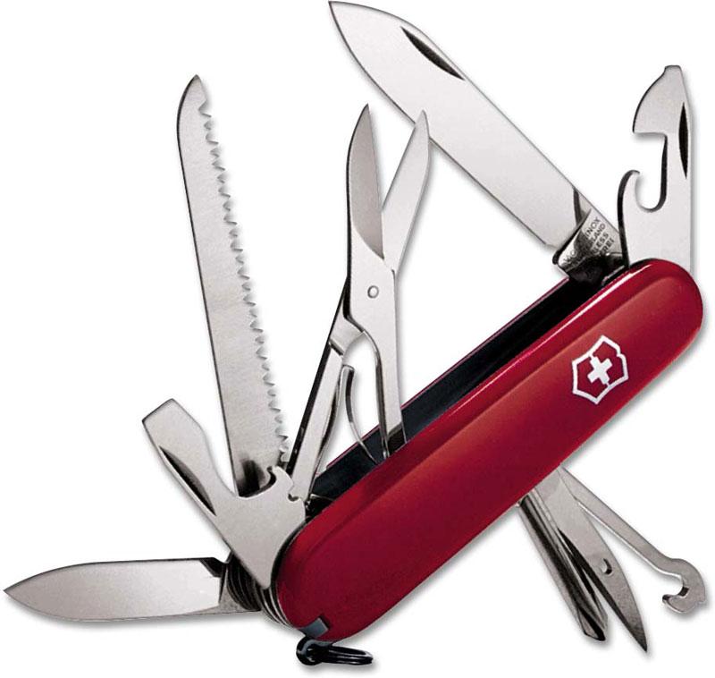 Victorinox Fieldmaster, Red, VN-53931