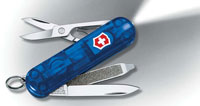 Victorinox SwissLite Knife, Sapphire, VN-54036