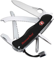 Victorinox Knives Victorinox Rescue Tool, Black Handle, VN-54900