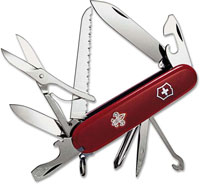Victorinox Huntsman, Red BSA, VN-54201