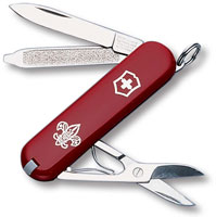 Victorinox Classic SD, Red BSA, VN-55431
