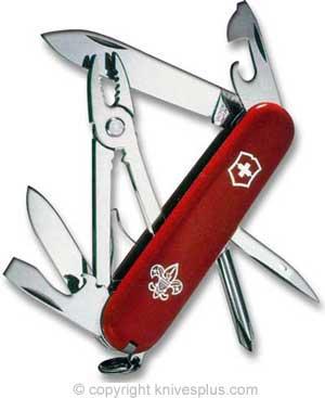 Victorinox Mechanic Red Bsa Vn 55441