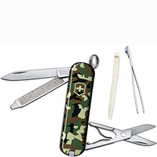 Victorinox Classic SD, Camouflage, VN-94US2