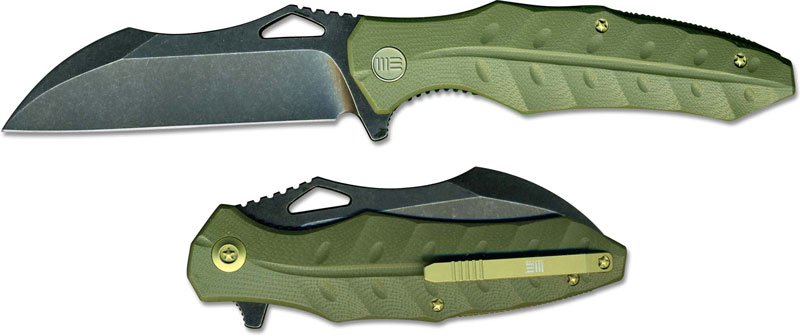 We Knife Company 701a Edc Liner Lock Flipper Folding Knife