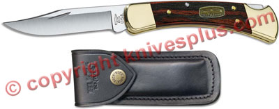 Buck 110 Folding Hunter 50th Anniversary Bu 110brs